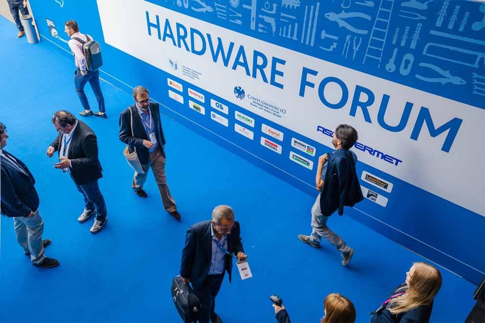 Hardware Forum y Bricoday 2019: una sinergia fuerte y probada