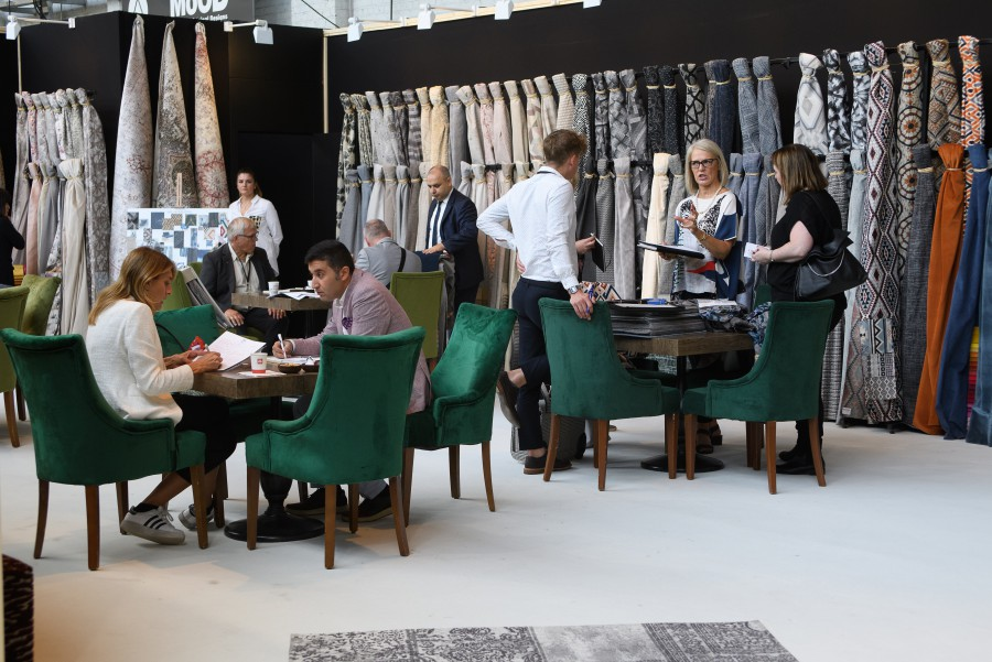 MoOD & Indigo Brussels 2018: the best quality furnishing textiles 10227