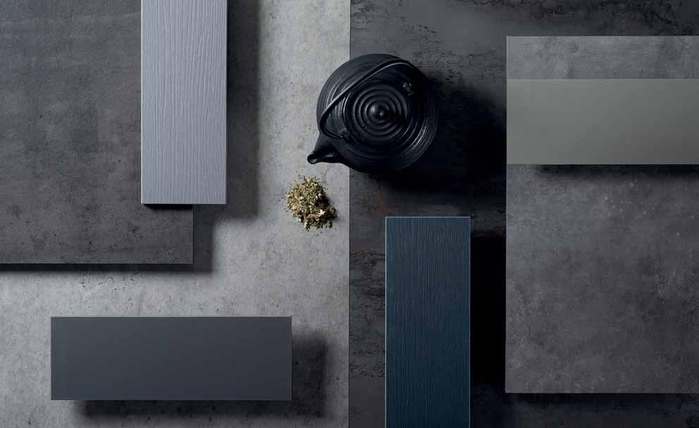 Paneles de aglomerado crudo y acabado Saib: eco-sostenible y con un alto rendimiento de color y háptico 10557