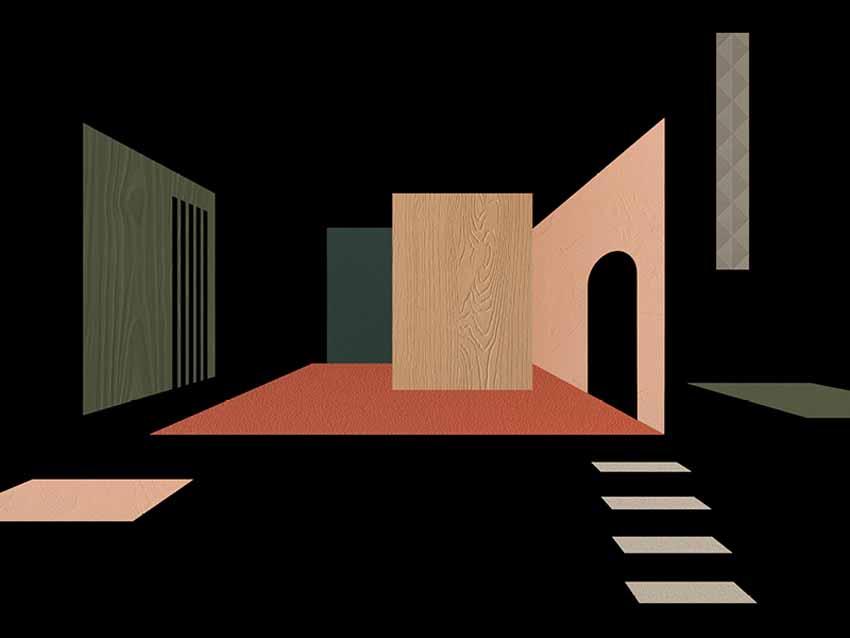 Shaping Surfaces el concurso promovido por Cleaf para estimular la creatividad de los arquitectos y diseñadores de interiores