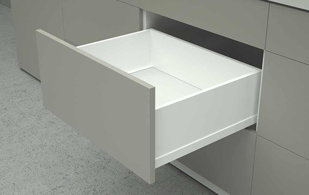 Sistema de cajones Ten2 de FGV: diseño refinado y tecnología de punta