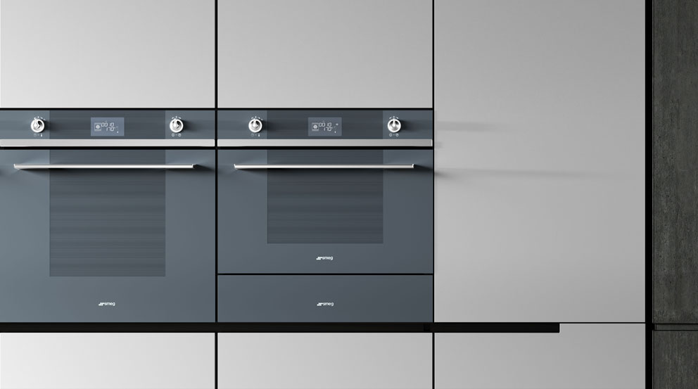 """Linea"" built-in appliances collection by Smeg: aesthetics and innovation"