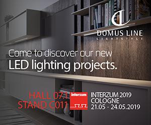 Domus Line banner interzum 300x250