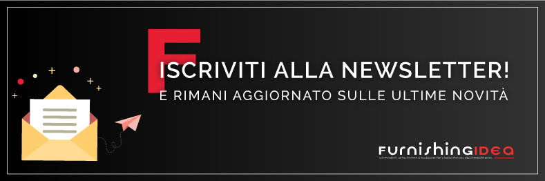 Furnishing Iscriviti alla newsletter 750x200