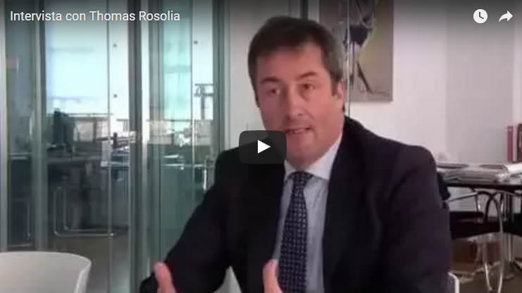 interview with Thomas Rosolia
