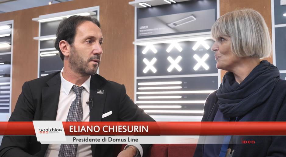 Domus Line auf der Sicam 2019