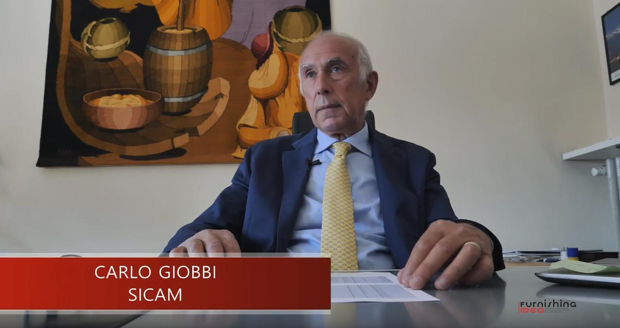 Interview Sicam 2018 Carlo Giobbi