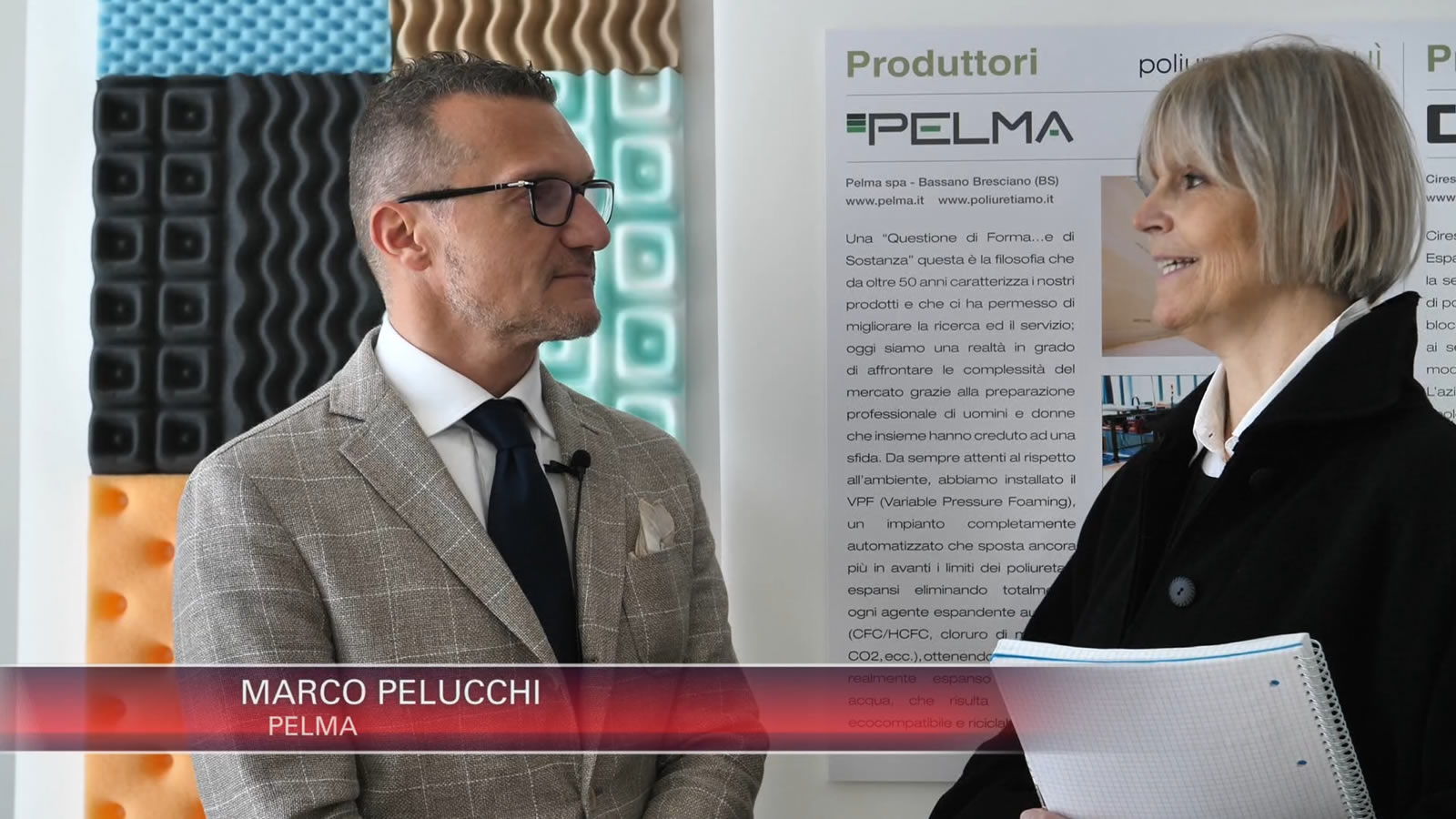 Pelma, leader in polyurethane at Milan Design Week 2019