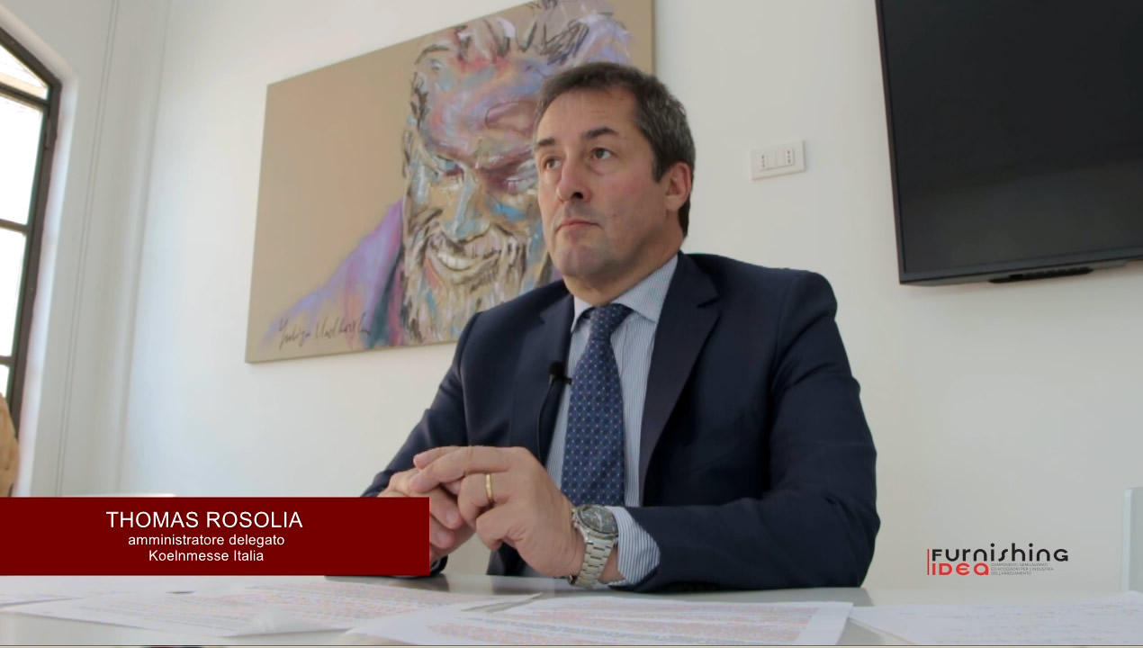 Interzum 2017: intervista con Thomas Rosolia
