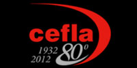 Logo Cefla Finishing Group