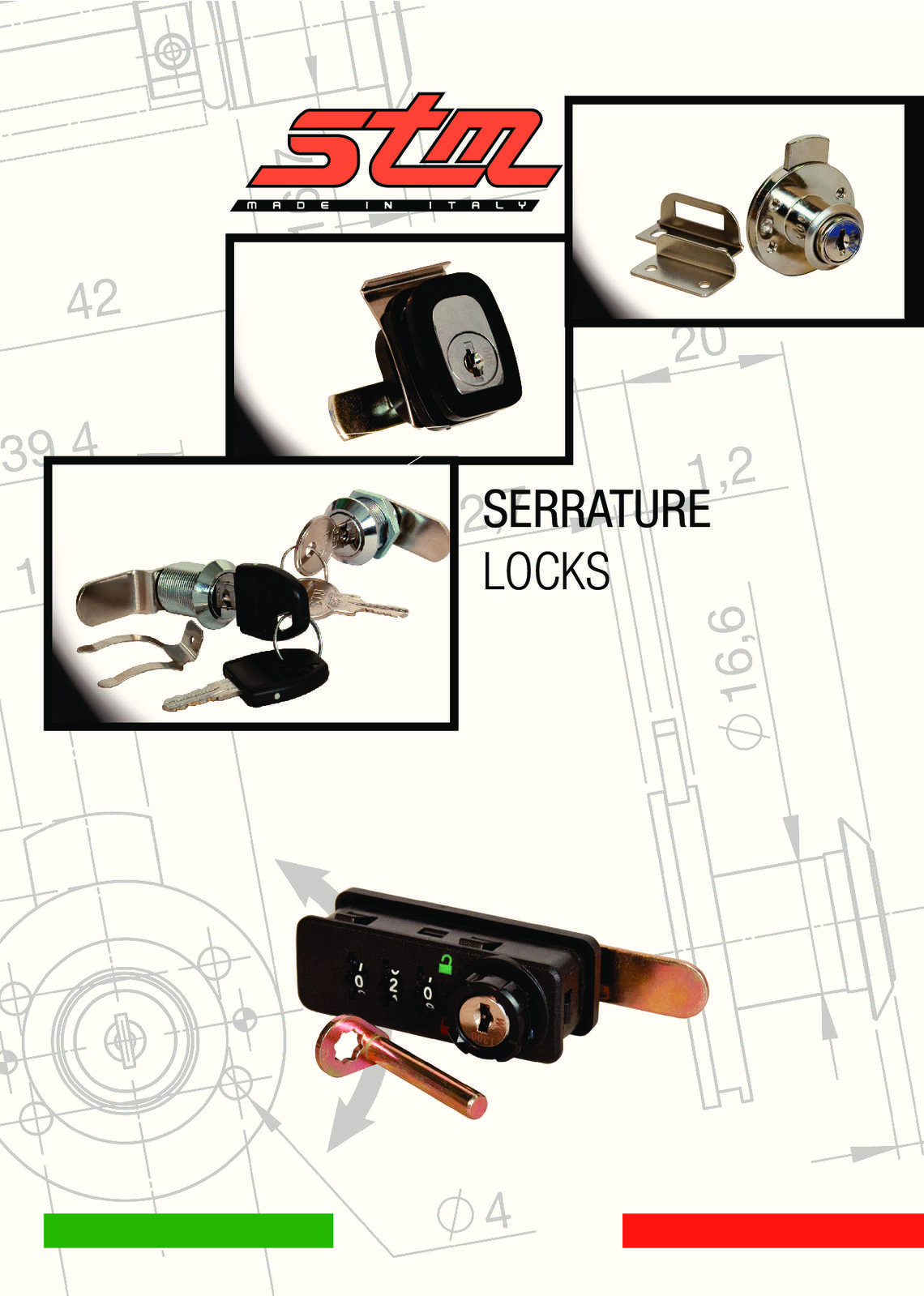STM 2019 Locks Catalogue