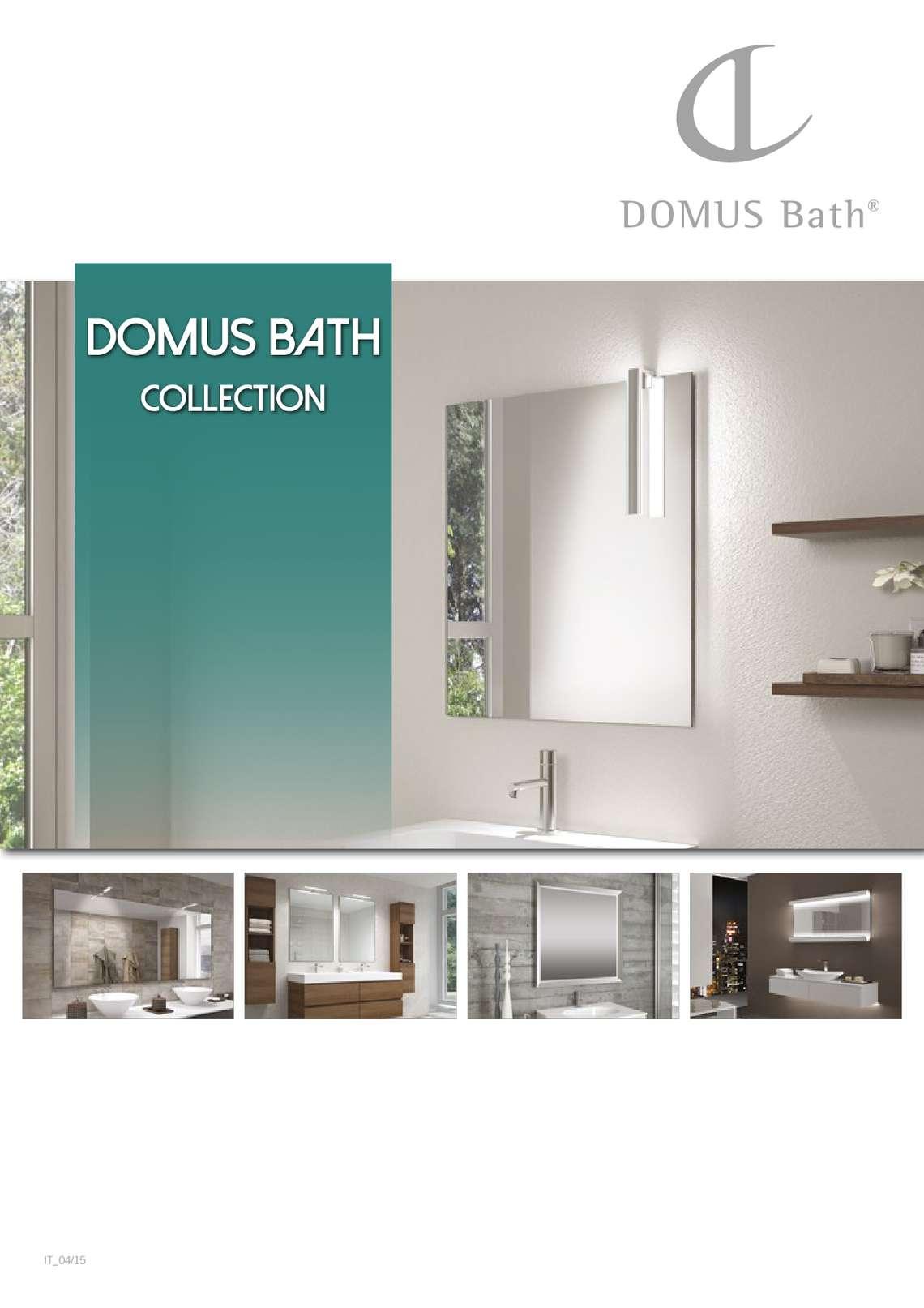 Domus Line bath