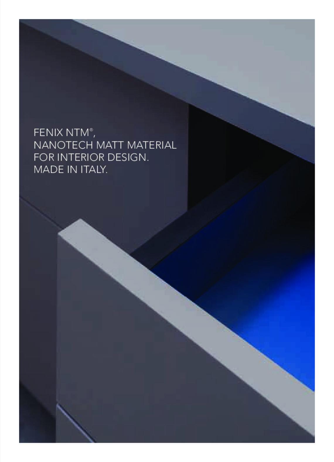 Catalogo fenix ntm di arpa industriale s p a pannelli for Fenix materiale