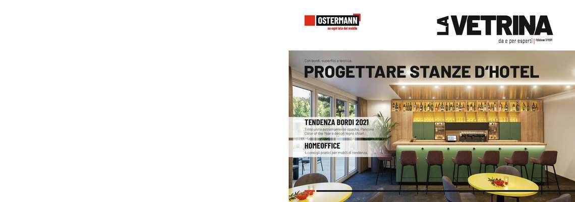 La Vetrina 2-2021 PROGETTARE STANZE D'HOTEL
