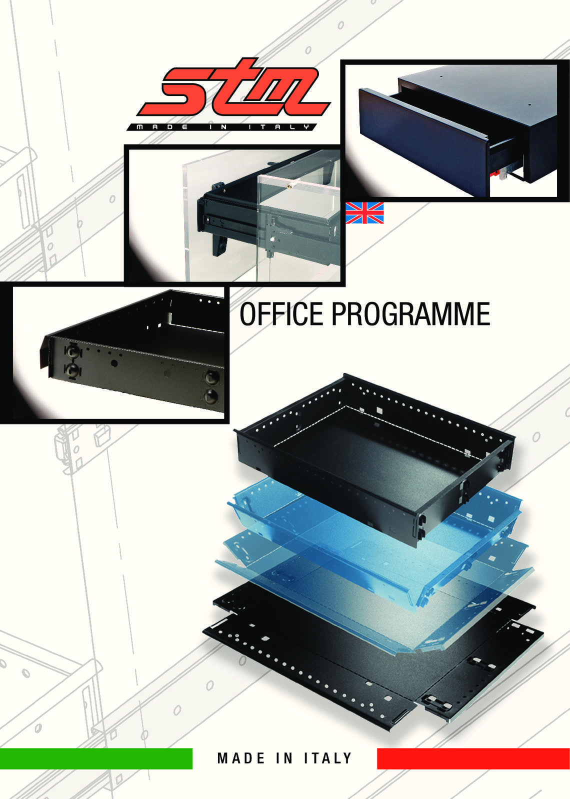 Catalogue office furniture components