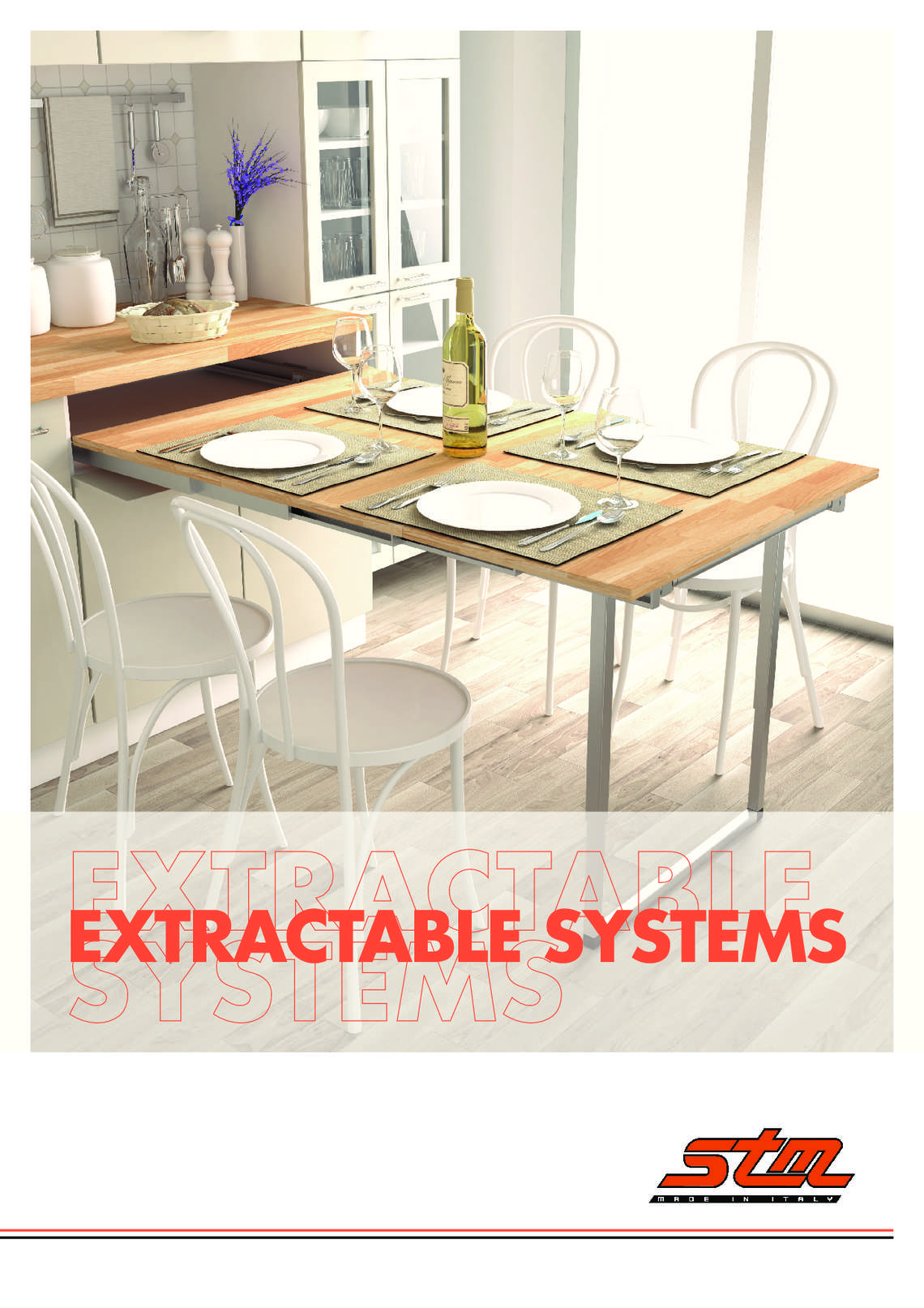 STM Extractable Systems Catalog