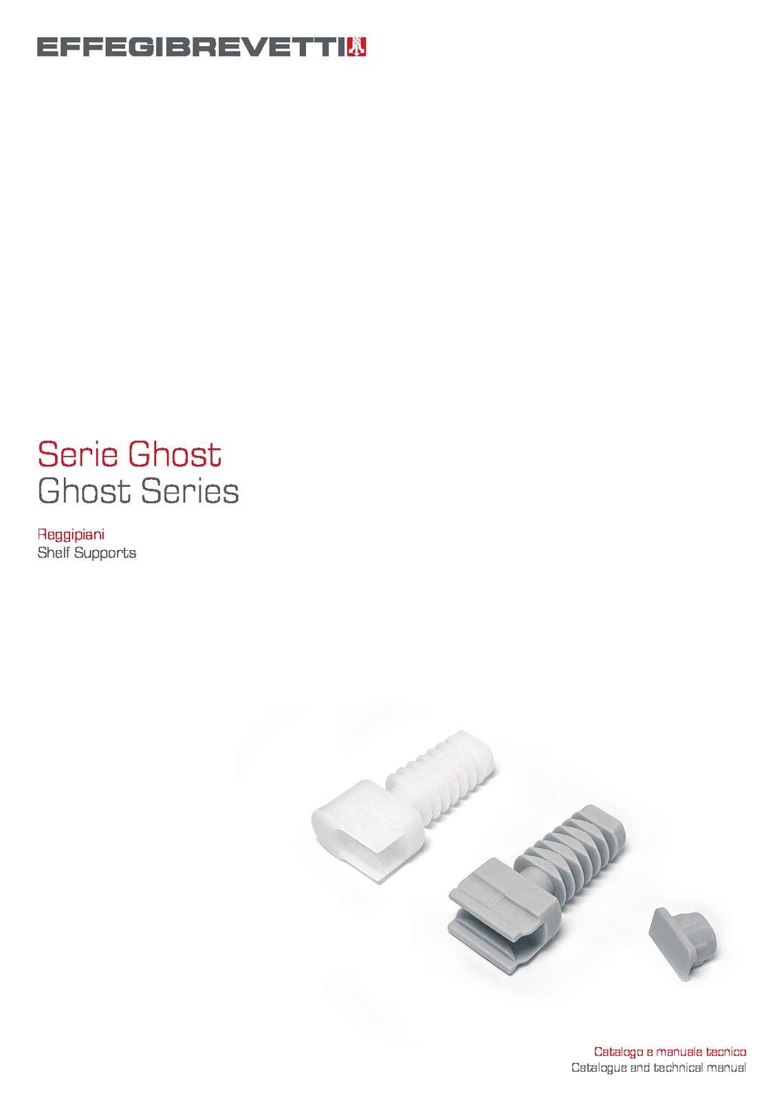 Serie Ghost - Reggipiani
