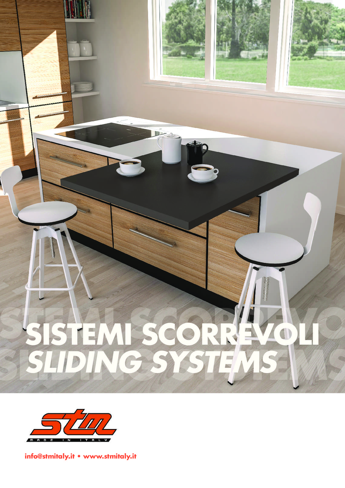 STM 2018 Sliding Systems Catalogue