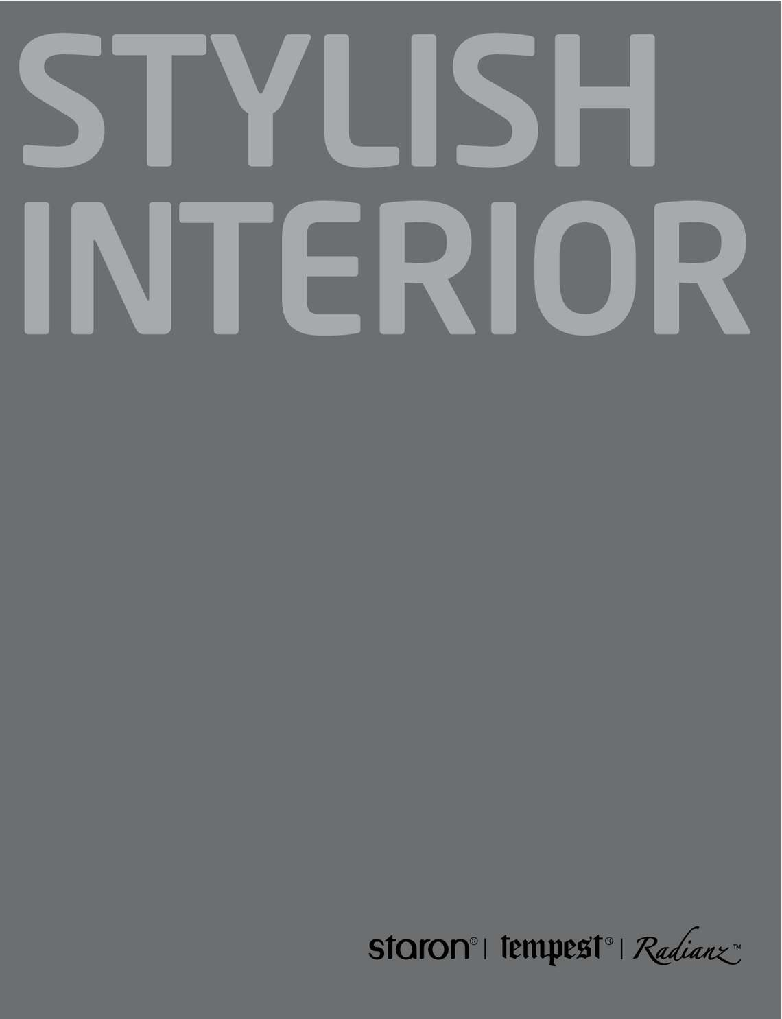 STARON interior design