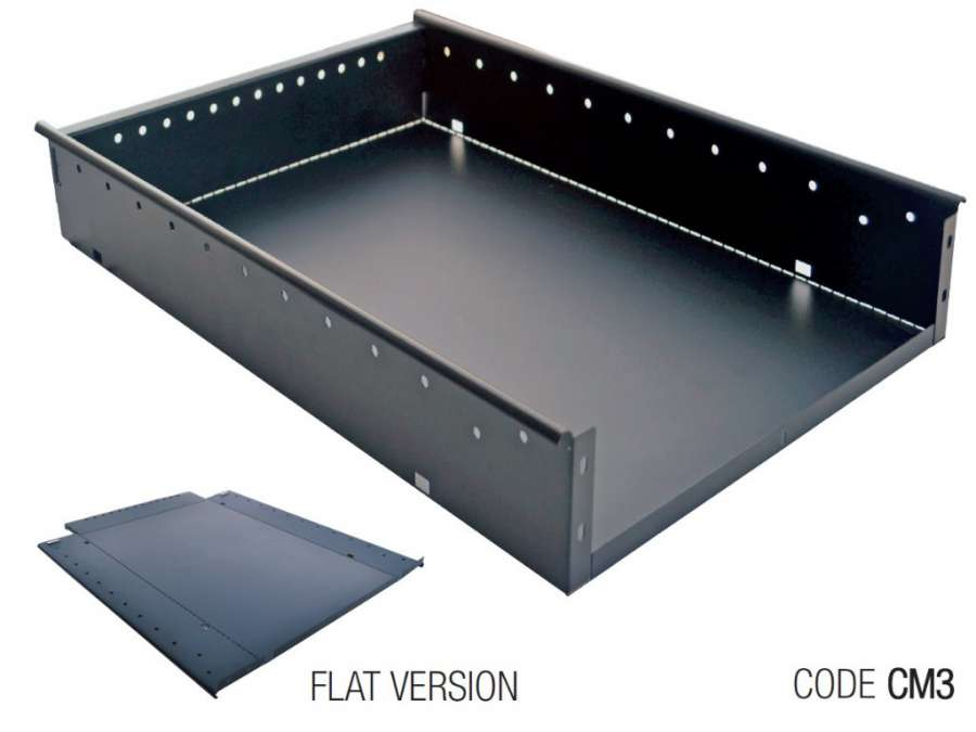 METAL DRAWERS FOR OFFICE FURNITURE