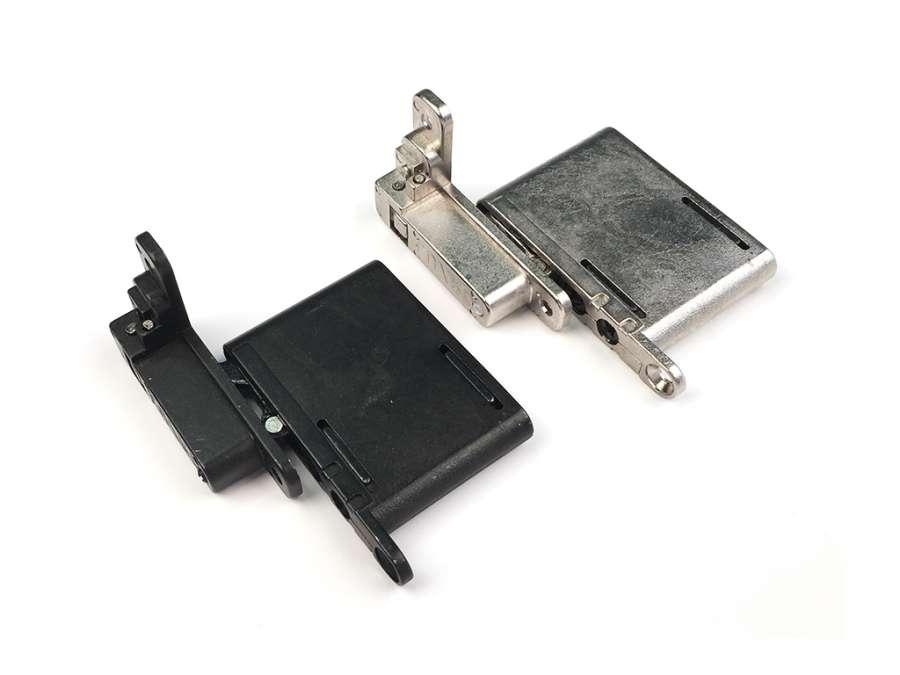 Ankor DS-Türscharniere von Effegibrevetti