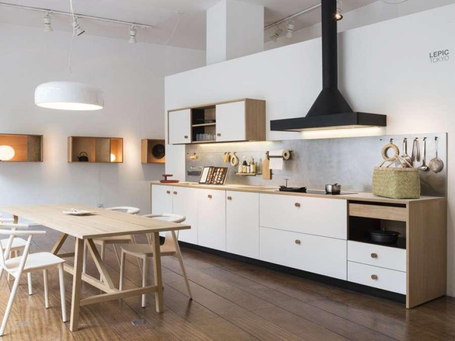 Fenix Laminate Kitchen