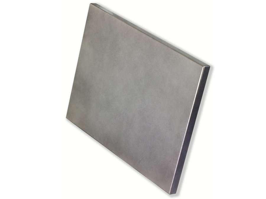 Lacado con efecto de metal rayado