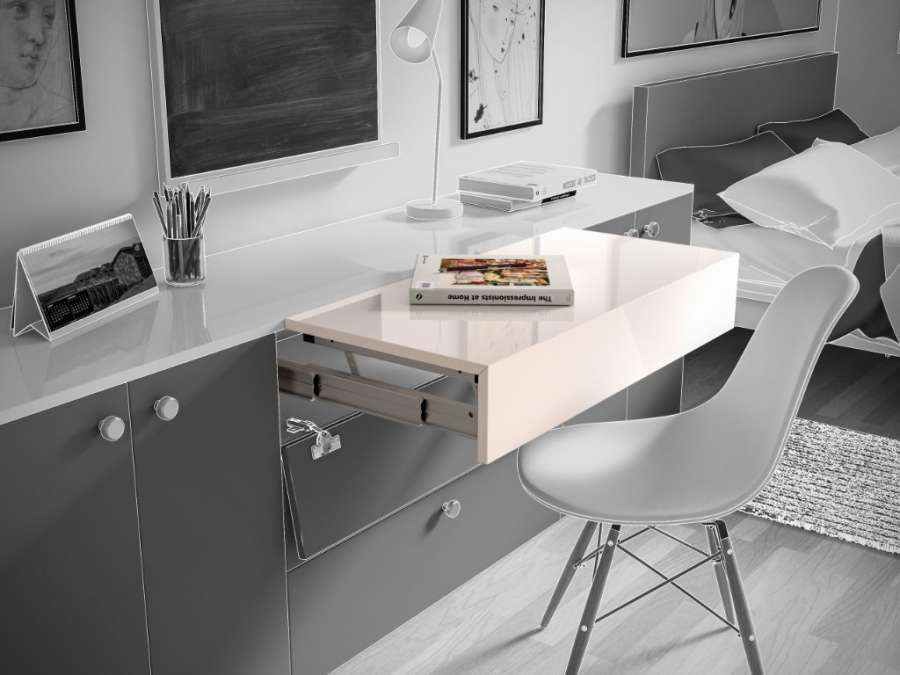 SIMPLY 40 PIANETTO – PULL-OUT SYSTEM FOR WORKTOPS