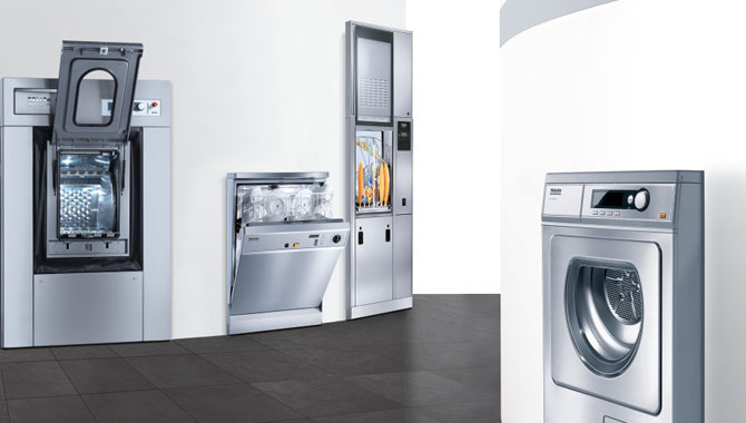 Miele Italia S R L Appliances Bolzano